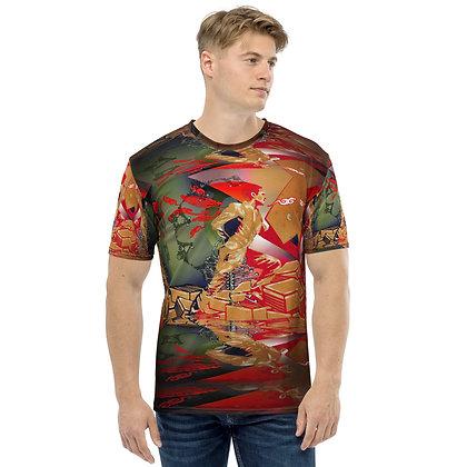 T-shirt homme  VERS LES CÎMES