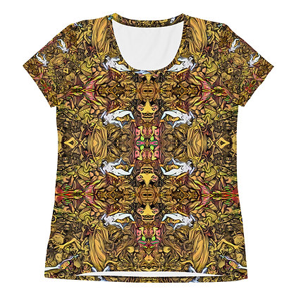 T-shirt pour femmes PITIJIZU