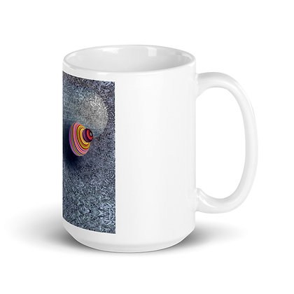 Mug VORTEX Blanc Brillant