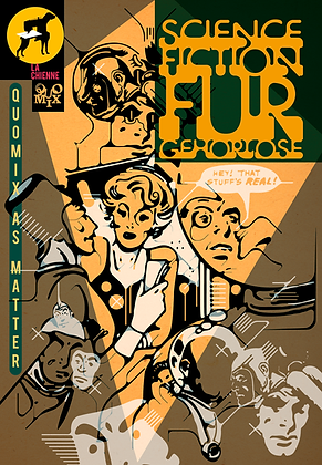 SCIENCE FICTION FUR GEHORLOSE