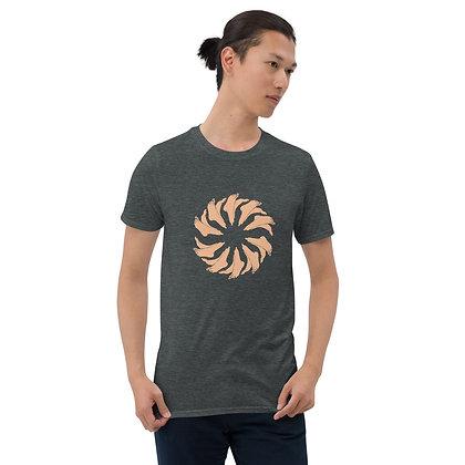T-shirt Unisexe à Manches Courtes ROND DE PIEDS