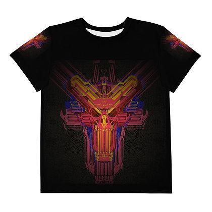 T-shirt Pour Adolescent SKULLTWO