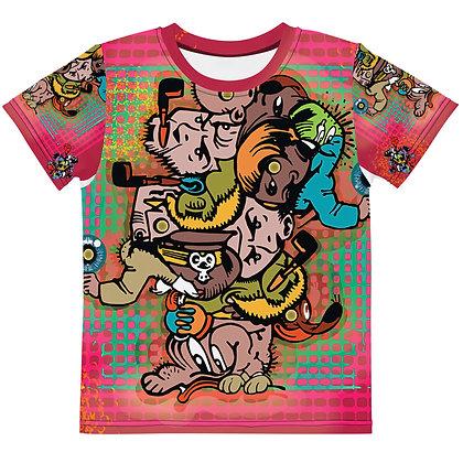 T-shirt Pour Enfant MORTIBLAKE