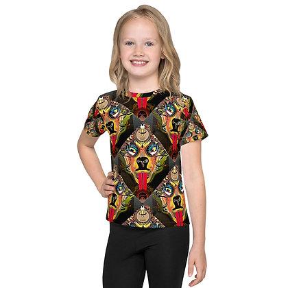 T-shirt Pour Enfant MOTIFCHIENNE