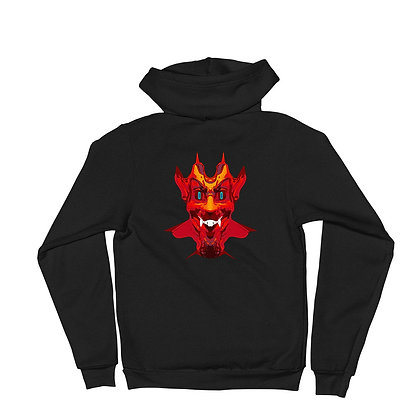 Sweat à Capuche DIABLE