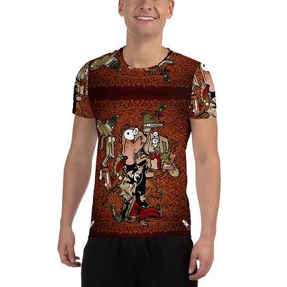 T-shirt Pour Homme FUTURAMONA