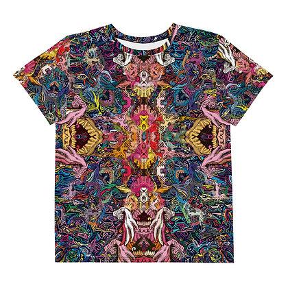 T-shirt Pour Adolescent ABYSSCREAM