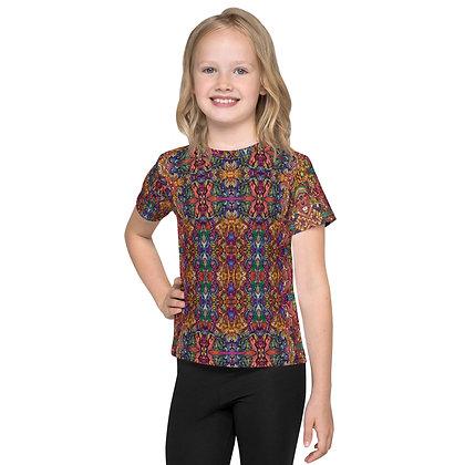 T-shirt Pour Enfant multiNESQUELETTES motif