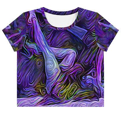 T-shirt Crop-Top GAMBETTES