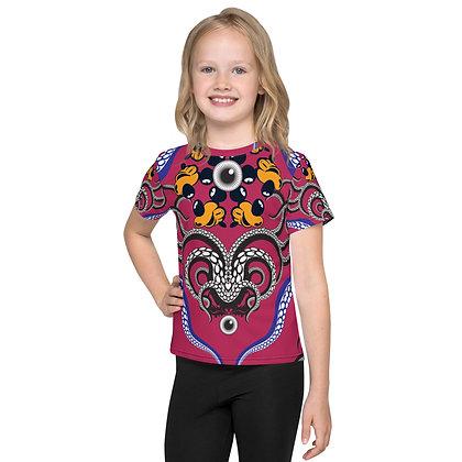 T-shirt Pour Enfant TENTACULES