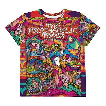 T-shirt Pour Adolescent PSYCHETIME