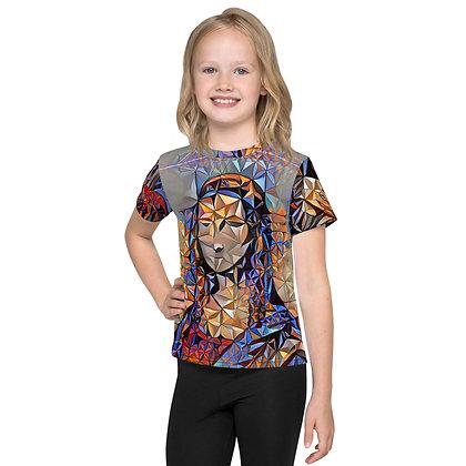 T-shirt Pour Enfant MONAFACETTES