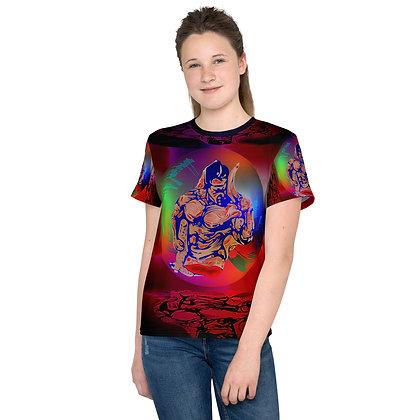 T-shirt Pour Adolescent MR MUSCLE