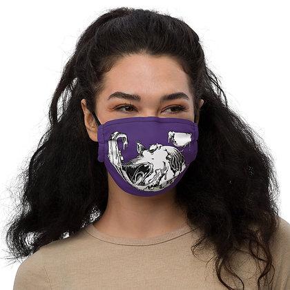Masque CHIENALECHES purple