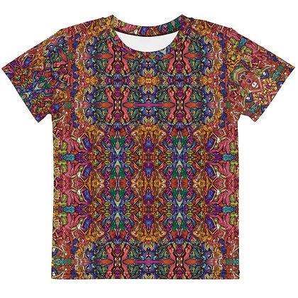 T-shirt Pour Enfant MULTINESQUELETTES