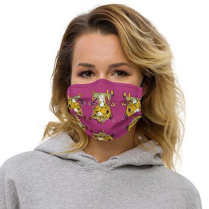 Masque MONAJAUNE
