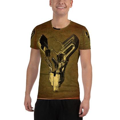 T-shirt Pour Homme SKULLVECTO