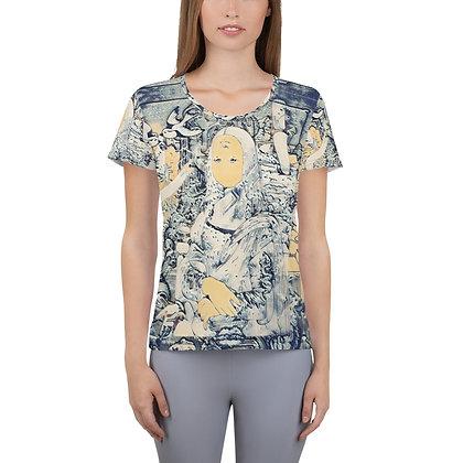 T-shirt pour femmes MONABLUE