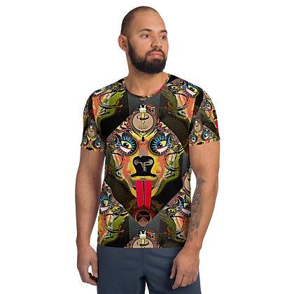 T-shirt Pour Homme MOTIFCHIENNE