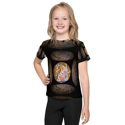 T-shirt Enfant MONATRASH
