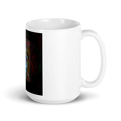 Mug FREAKS AND WEIRDOS Blanc Brillant