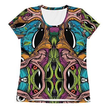 T-shirt pour femmes AAAAH