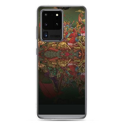 Coque Samsung. LES CRADOS DE LA MERDOUZE
