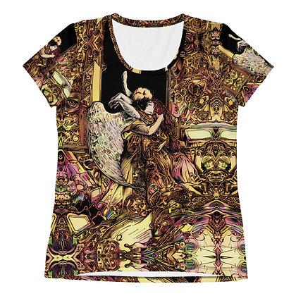 T-shirt pour femmes ANGEL KISS