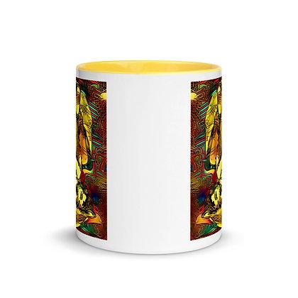Mug with Color Inside SAINTCUNNNI