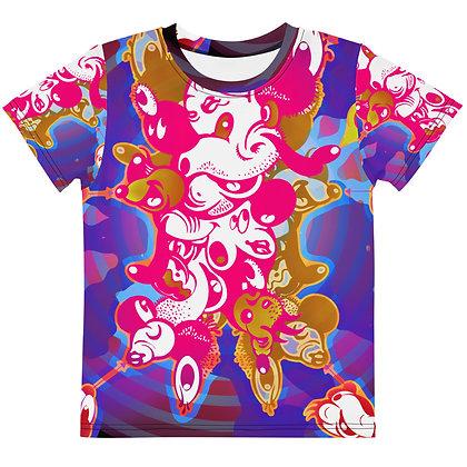 T-shirt Pour Enfant FOMICKY