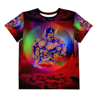 T-shirt Pour Adolescent MR MUSCLE