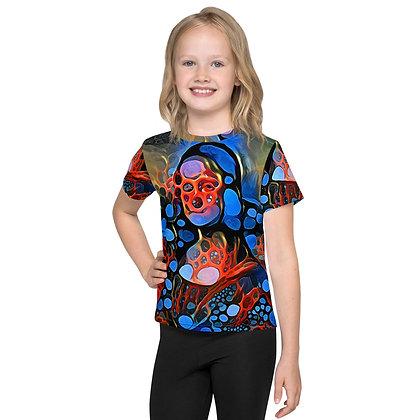 T-shirt Pour Enfant MONAPOREUSE