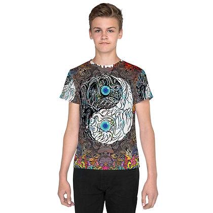 T-shirt Pour Adolescent LE COMBAT DES CHEFS