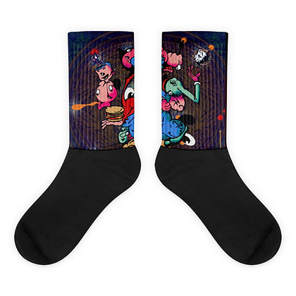 Chaussettes WIMPOPEYOIL
