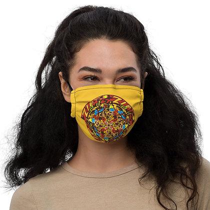 Masque ZIPCIRCLE yellow