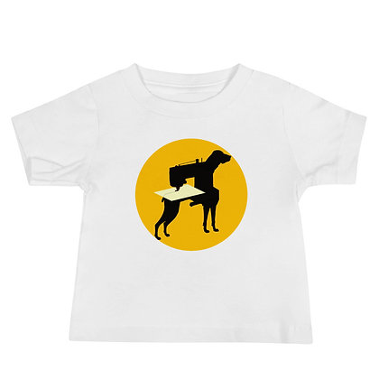 T-shirt Bébé LOGOCHIENNE