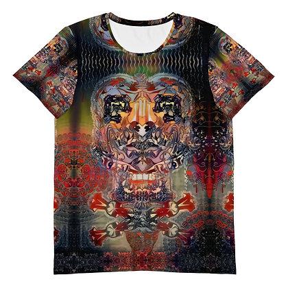 T-shirt Pour Homme JOLISKULLCOLOR