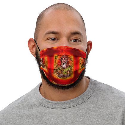 Masque MONACANIQUE