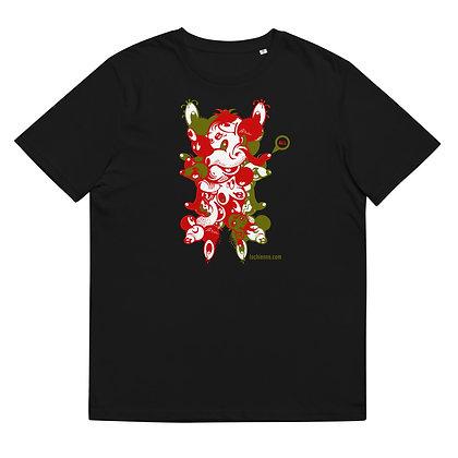 T-shirt unisexe en coton biologique FOMICKY
