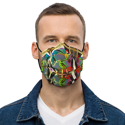 Masque GUN DANCE