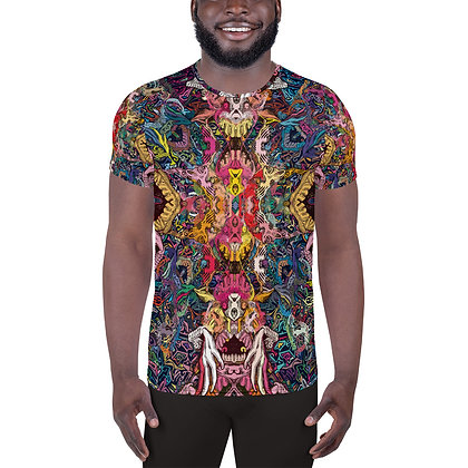 T-shirt Pour Homme ABYSSCREAM
