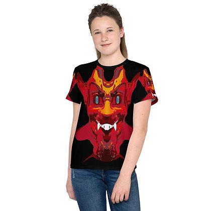 T-shirt Pour Adolescent DIABLE