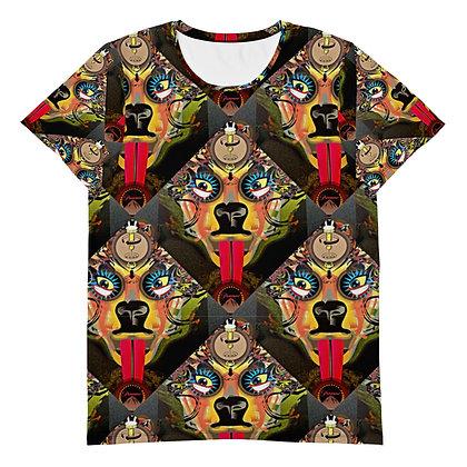 T-shirt Pour Homme MOTIF CHIENNE