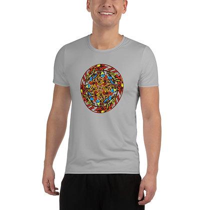 T-shirt Pour Homme ZIPCIRCLE grey2
