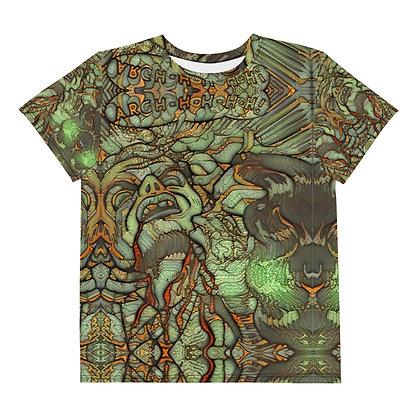 T-shirt Pour Adolescent ARGHHHHH
