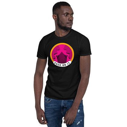 T-shirt Unisexe à Manches Courtes SUCKONIT