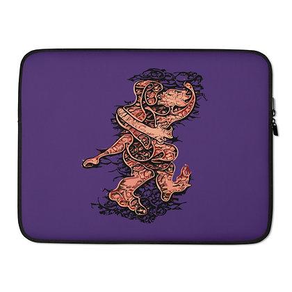 Housse Pour Ordinateur Portable LOVE999 purple