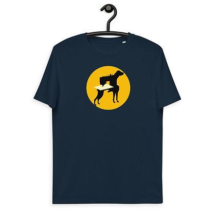 T-shirt unisexe en coton biologique LOGOCHIENNE