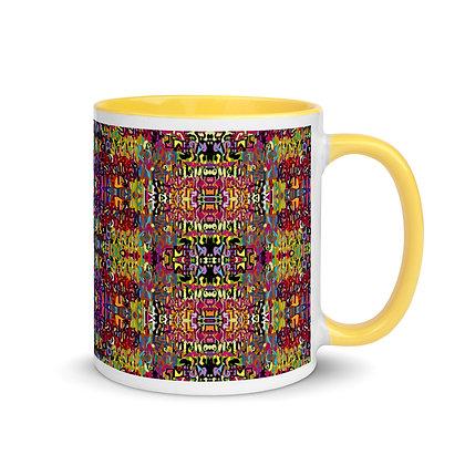 Mug à Intérieur Coloré OHWAOUHHH!!!