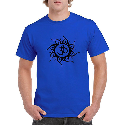 Blue  pure Vibe T-shirt